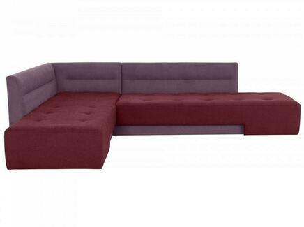 Диван london (ogogo) фиолетовый 296x76x215 см.