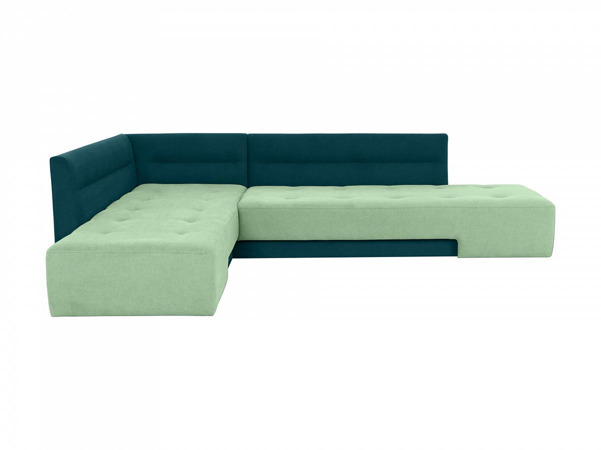 Ogogo диван london зеленый 110537/9