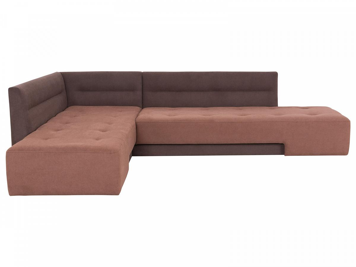Ogogo диван london коричневый 110540/2