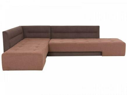 Диван london (ogogo) коричневый 296x76x215 см.