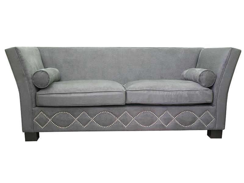 Mak-interior диван volte серый 110558/9