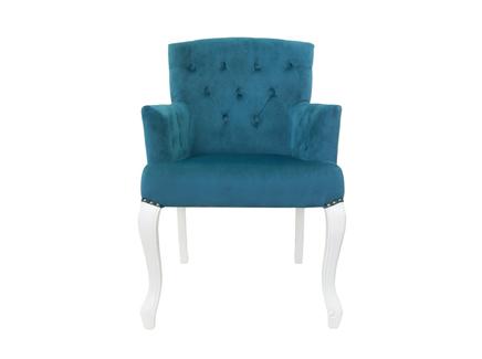 Кресло deron (mak-interior) голубой 60x94x61 см.