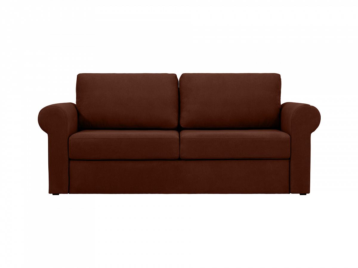 Ogogo диван peterhof коричневый 110724/1