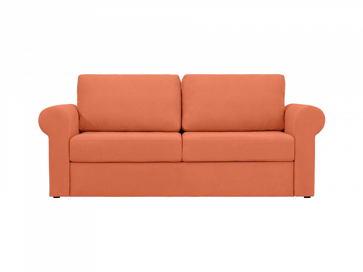 Ogogo диван peterhof оранжевый 110726/9