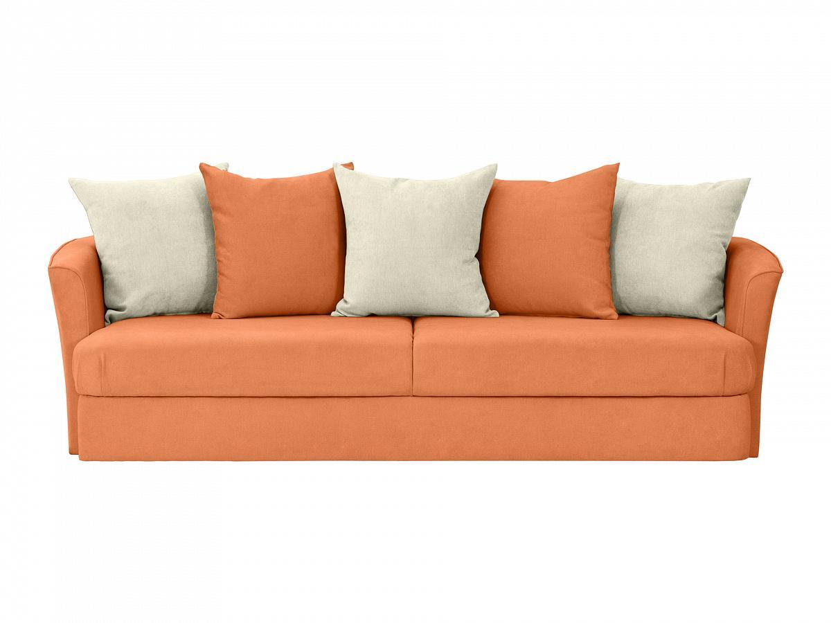 Ogogo диван california оранжевый 110728/9