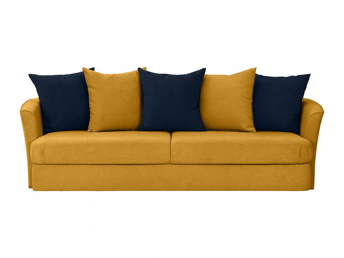 Ogogo диван california желтый 110729/8