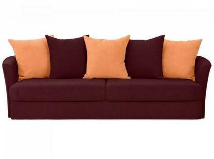 Диван california (ogogo) фиолетовый 242x72x111 см.