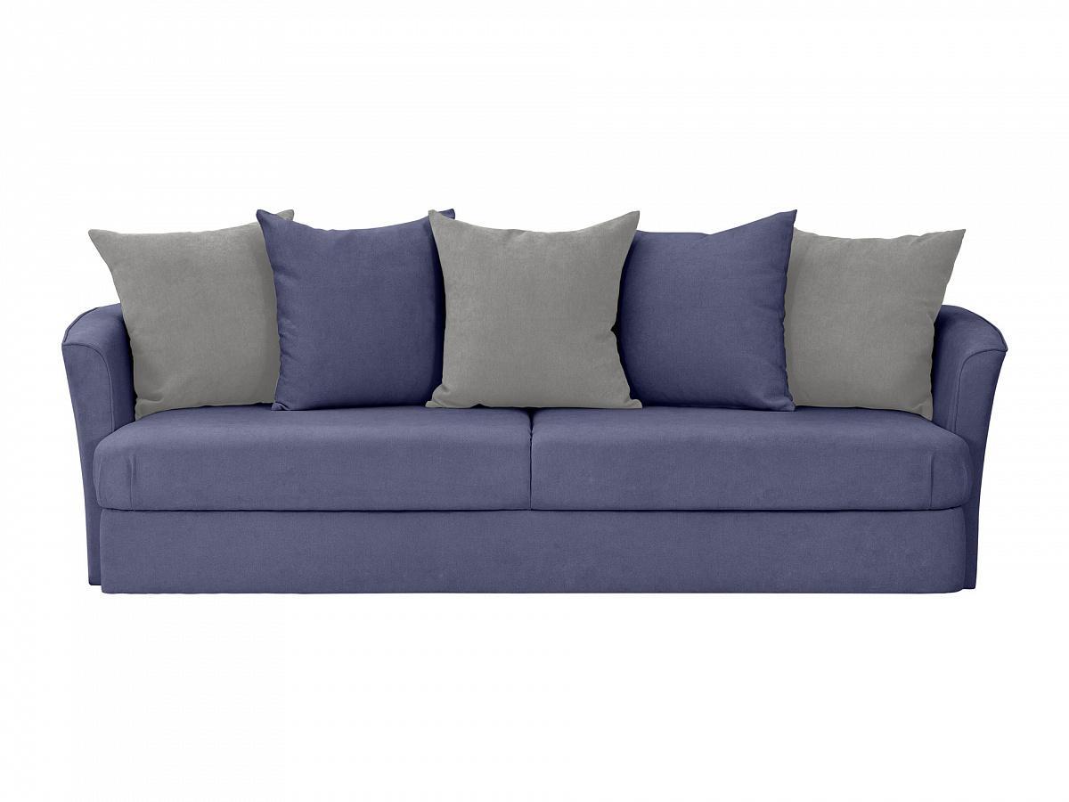Ogogo диван california синий 110827/3