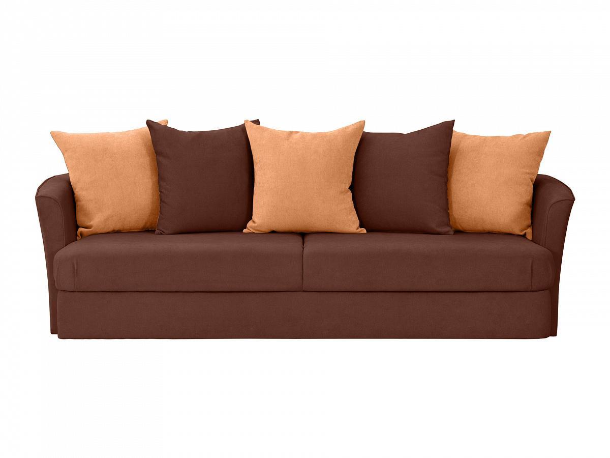 Ogogo диван california коричневый 110828/5