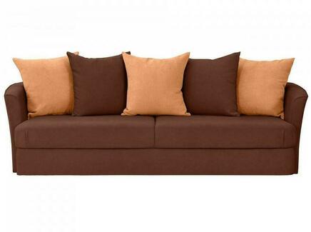Диван california (ogogo) коричневый 242x72x111 см.