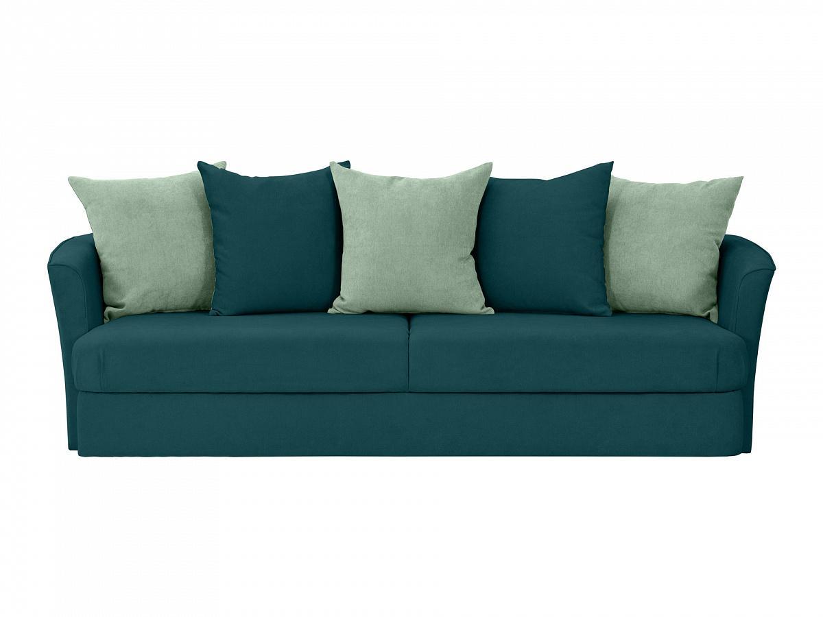 Ogogo диван california зеленый 110834/1