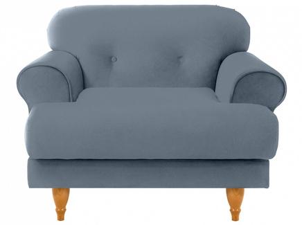 Кресло italia (ogogo) серый 98x79x98 см.