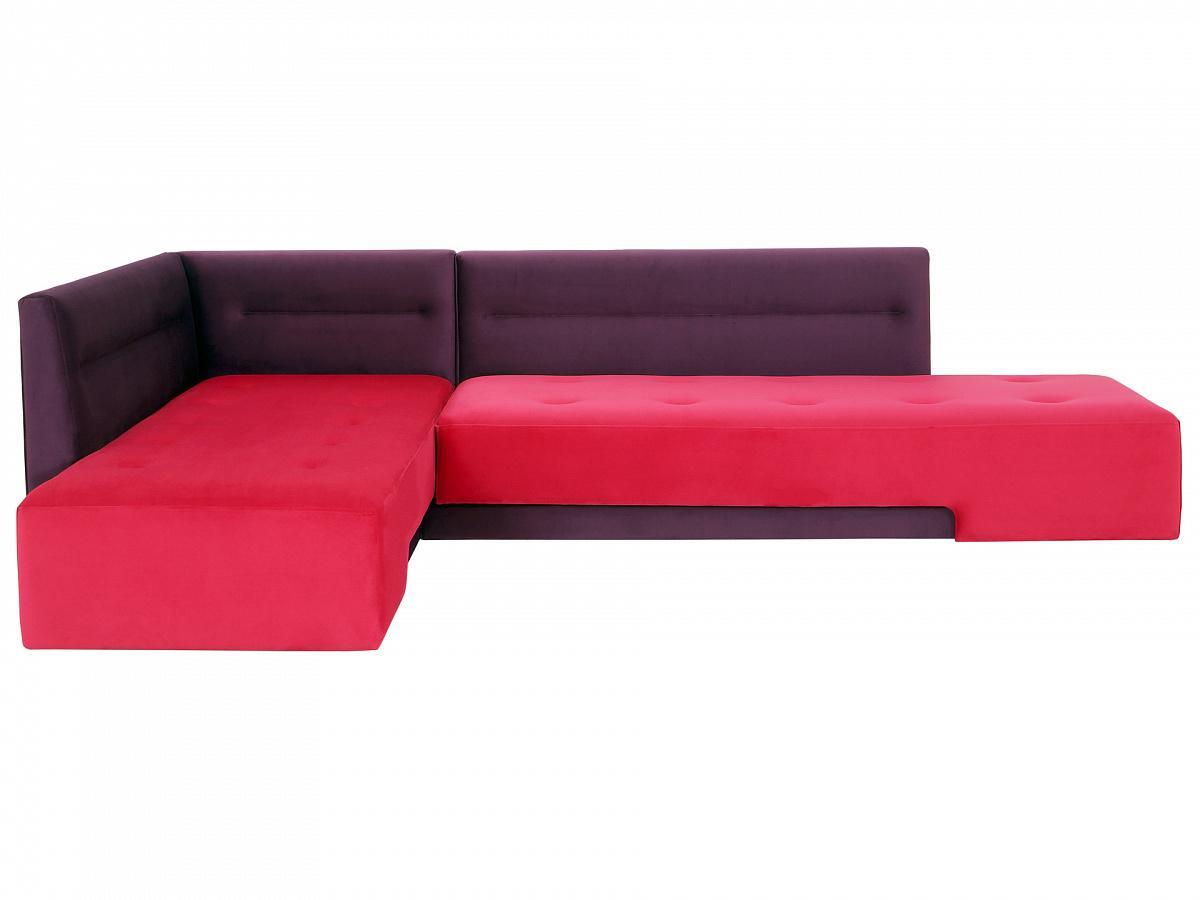 Ogogo диван london красный 110949/9
