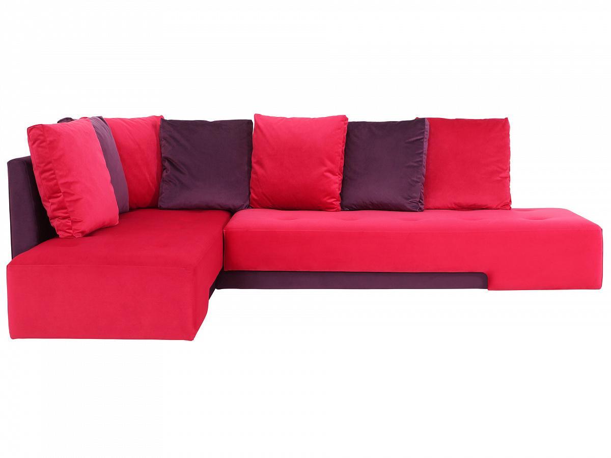 Ogogo диван london красный 110950/8