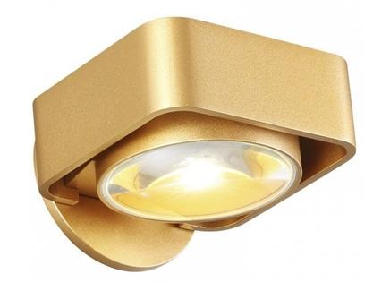 Бра paco (odeon light) золотой