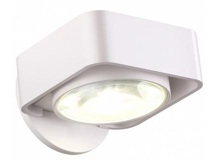 Бра paco (odeon light) белый
