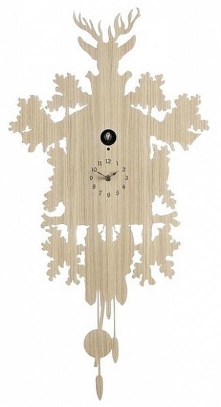 Часы настенные с маятником CUCU wood teakНастенные часы<br>Настенные часы из тика с резными силуэтами лесного массива. Оригинальная форма, универсальный цвет и маленький сюрприз в виде кукушки украсят ваш интерьер.<br><br>Материал: корпус из тика; циферблат серый; птичка белая.<br><br>Material: Тик<br>Length см: None<br>Width см: 41<br>Depth см: 2<br>Height см: 81<br>Diameter см: None