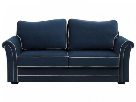 Диван sydney (ogogo) синий 205x97x103 см.