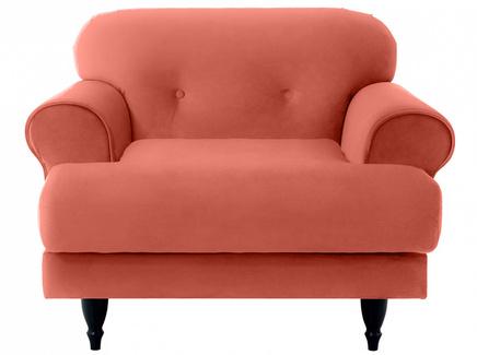 Кресло italia (ogogo) розовый 98x79x98 см.