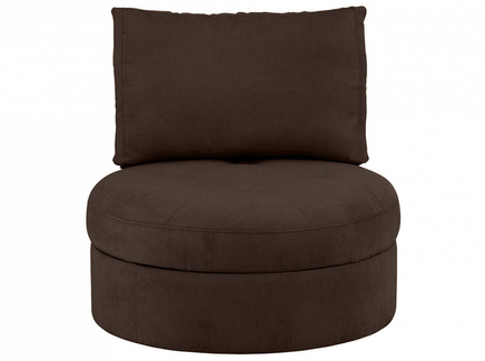 Кресло winground (ogogo) коричневый 88x87x95 см.