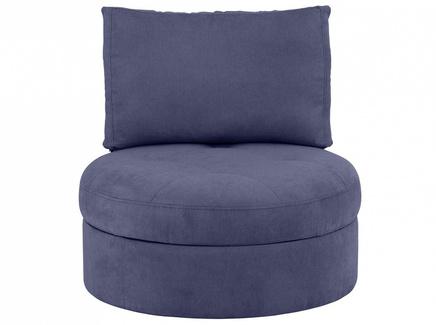 Кресло winground (ogogo) синий 88x87x95 см.