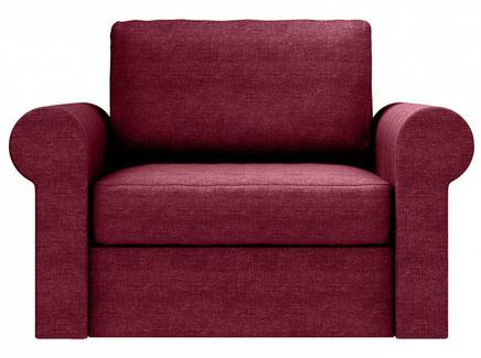 Кресло peterhof (ogogo) красный 124x88x96 см.