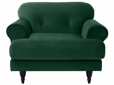 Кресло italia (ogogo) зеленый 98x79x98 см.