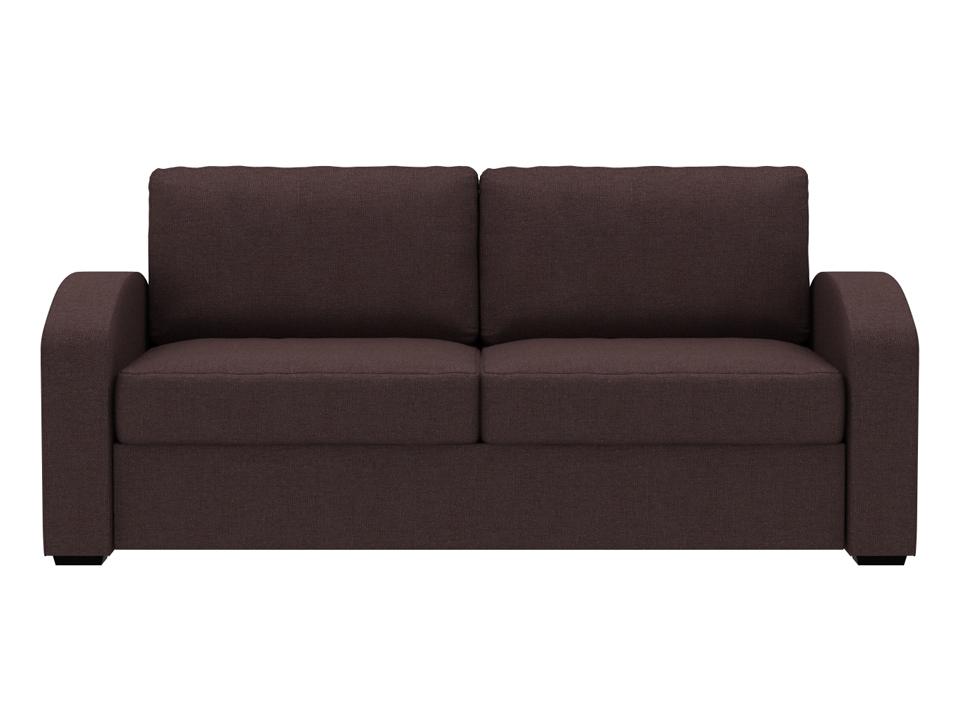 Ogogo диван peterhof коричневый 111411/3