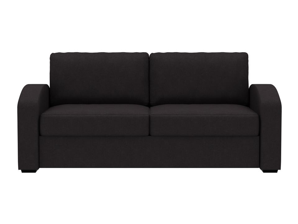 Ogogo диван peterhof черный 111413/1
