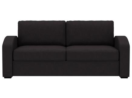 Диван peterhof (ogogo) черный 194x88x96 см.