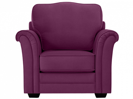 Кресло sydney (ogogo) фиолетовый 103x9x103 см.
