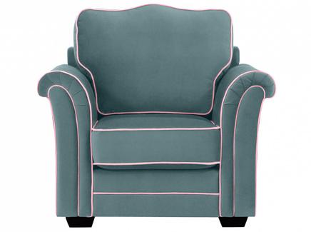 Кресло sydney (ogogo) серый 103x97x103 см.