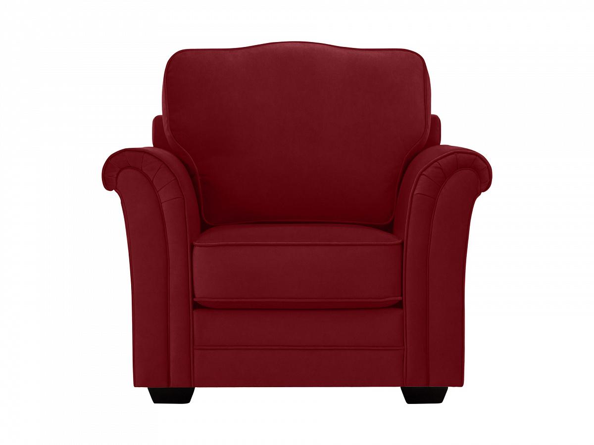 Кресло sydney (ogogo) красный 103x97x103 см. фото