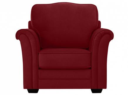 Кресло sydney (ogogo) красный 103x97x103 см.