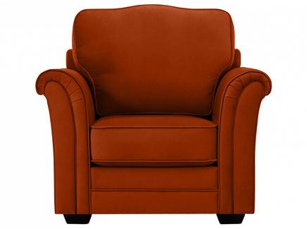 Кресло sydney (ogogo) оранжевый 103x97x103 см.
