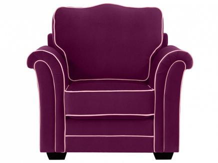 Кресло sydney (ogogo) фиолетовый 103x97x103 см.
