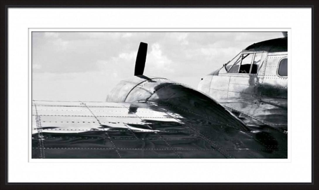 Постер Vintage AircrafПостеры<br><br><br>Material: Бумага<br>Width см: 124<br>Depth см: 4<br>Height см: 74