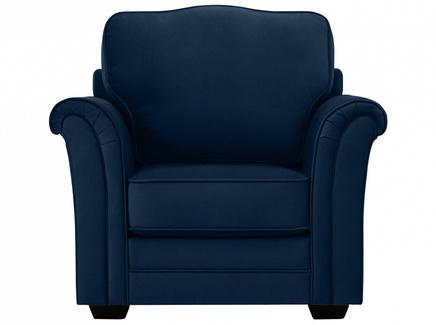 Кресло sydney (ogogo) синий 103x97x103 см.