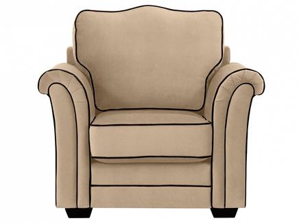 Кресло sydney (ogogo) бежевый 103x79x103 см.