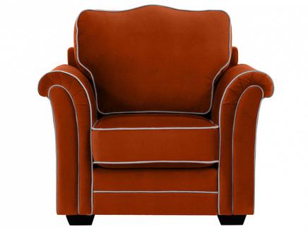 Кресло sydney (ogogo) коричневый 103x97x103 см.