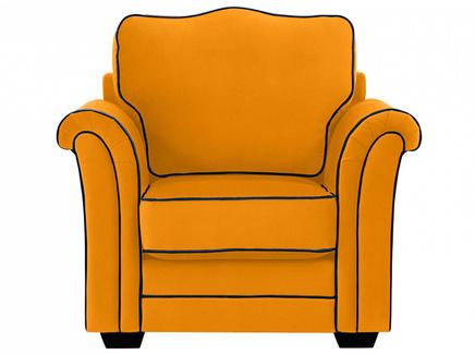 Кресло sydney (ogogo) желтый 103x97x103 см.