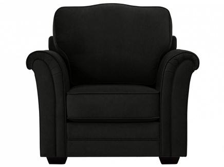 Кресло sydney (ogogo) черный 103x97x103 см.