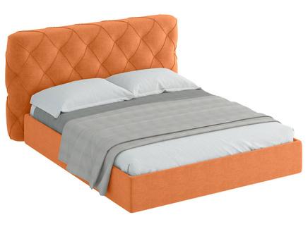 Кровать ember (ogogo) оранжевый 209x113x237 см.
