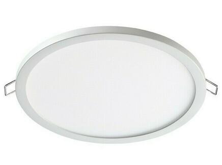 Встраиваемый светильник stea (novotech) белый
