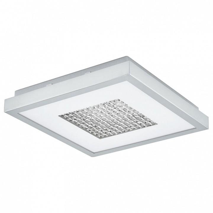 Накладной светильник pescate (eglo) серебристый 32x5x32 см. фото