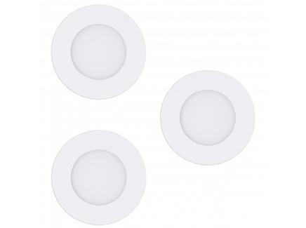 Встраиваемый светильник fueva (eglo) белый