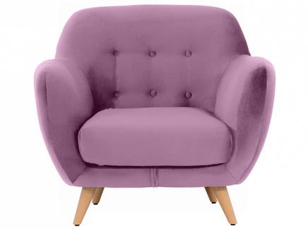 Кресло loa (ogogo) фиолетовый 98x85x77 см.