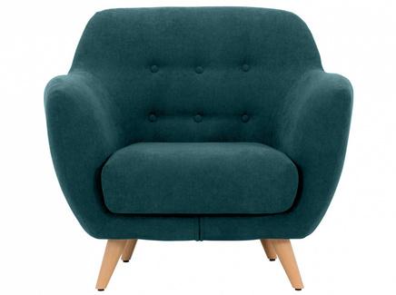 Кресло loa (ogogo) зеленый 98x85x77 см.