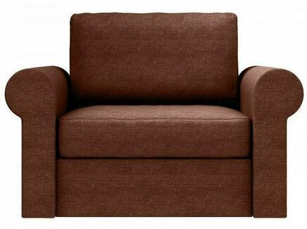Кресло peterhof (ogogo) коричневый 124x88x96 см.