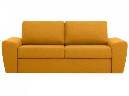 Диван-кровать peterhof (ogogo) желтый 212x88x96 см.